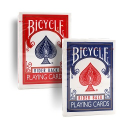 Bicycle Deck, Bicycle Karten (Rider Back 808)