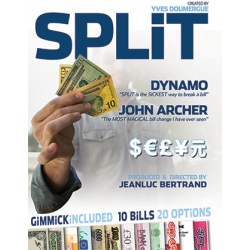 Split by Yves Doumergue and JeanLuc Bertrand