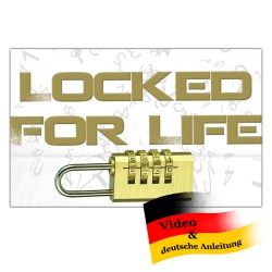 Locked for Life - Jubiläums-Schloss, Ring Lock