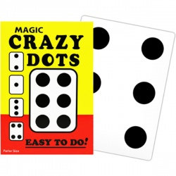 Crazy Dots, Magnetic Pip Card (Punkte-Karte)