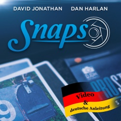 SNAPS by David Jonathan und Dan Harlan (Marked Deck)