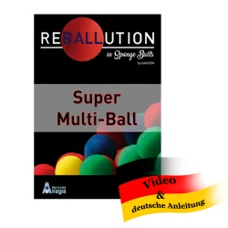 Super Multi-Ball by Gabriel Gascon